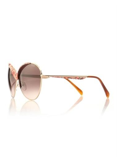 Emilio Pucci  Ep 0029 33F Kadın Güneş Gözlüğü Kahve